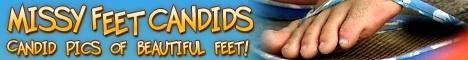 Missy Feet Candids